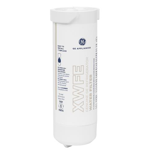 REFRIGERATION WATER FILTER — Model #: XWFE