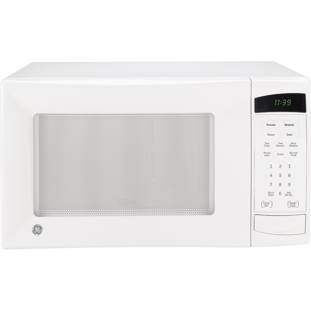 Ge Countertop Microwave White : JES1139WL - GE? 1.1 Cu. Ft. Countertop Microwave Oven - The Monogram ...