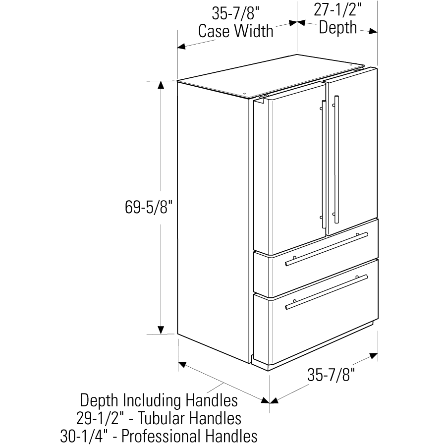 French Door Dimensions Of Refrigerator Parts Ge French Door Refrigerator Parts Diagram