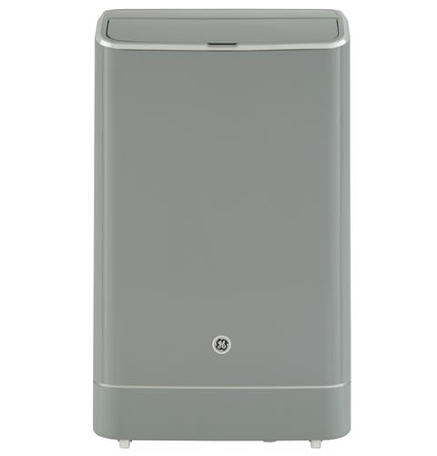 GE® 10,500 BTU Smart Portable Air Conditioner with Dehumidifier and Remote, Gray