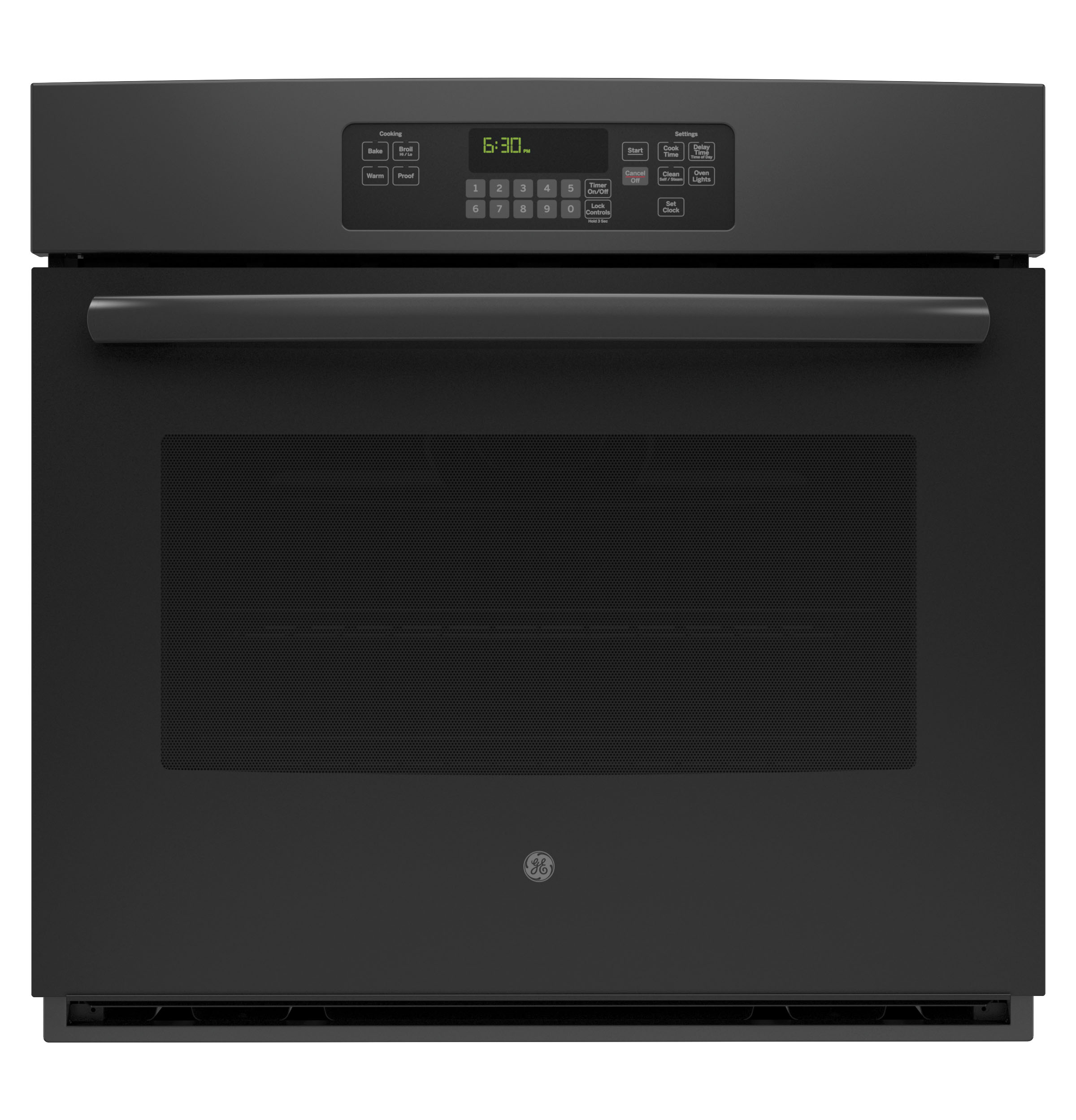Types Of Wall Ovens ~ Ge quot built in single wall oven jt dfbb appliances