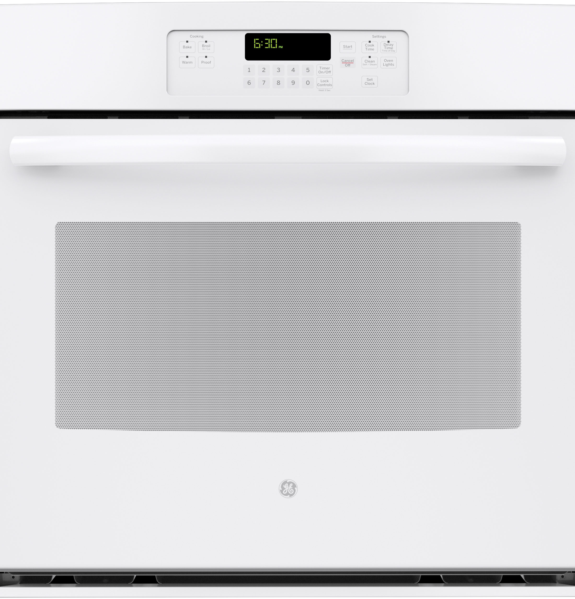 Ge 30 built in single wall oven jt3000dfww ge appliances product image sciox Gallery