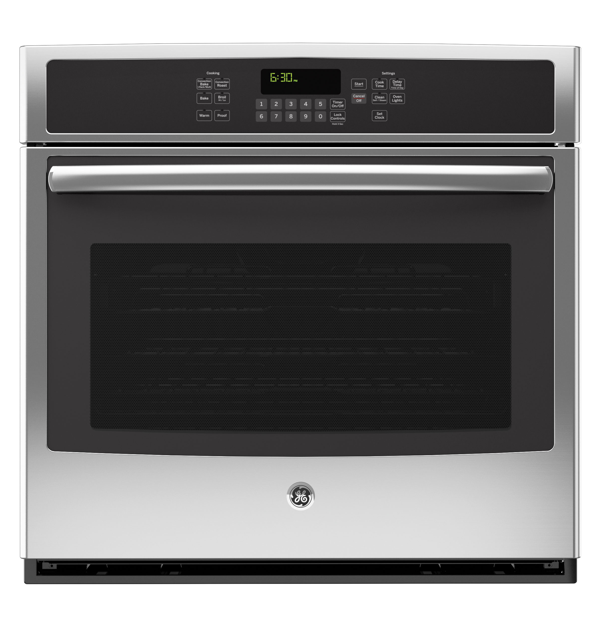 Ge 30 Built In Single Convection Wall Oven Jt5000sfss Spacemaker Microwave Wiring Diagram Product Image