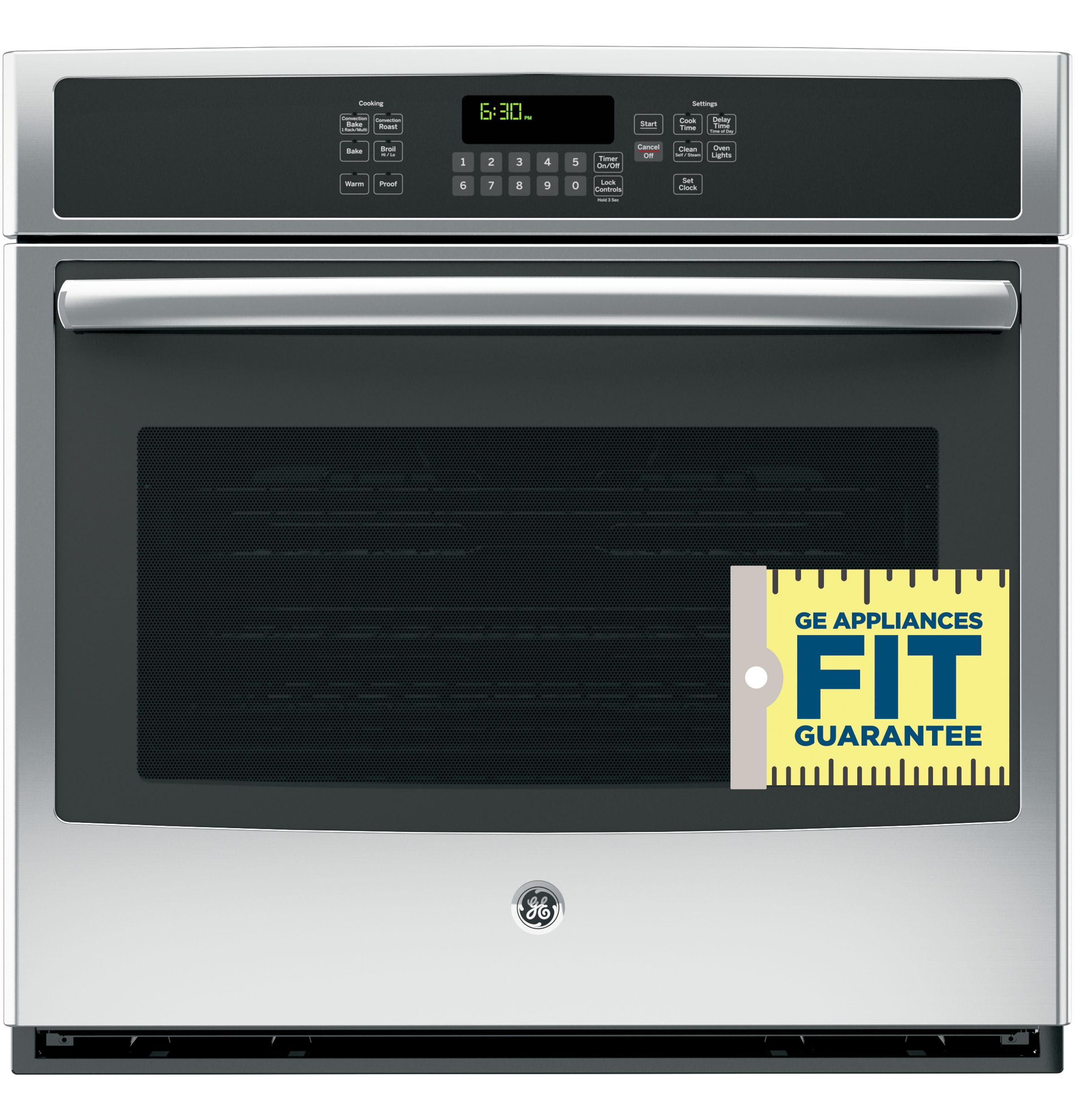 Ge 30 Built In Single Convection Wall Oven Jt5000sfss Toaster Switch Diagram On Schematic Diagrams For Microwave 1 Of 11