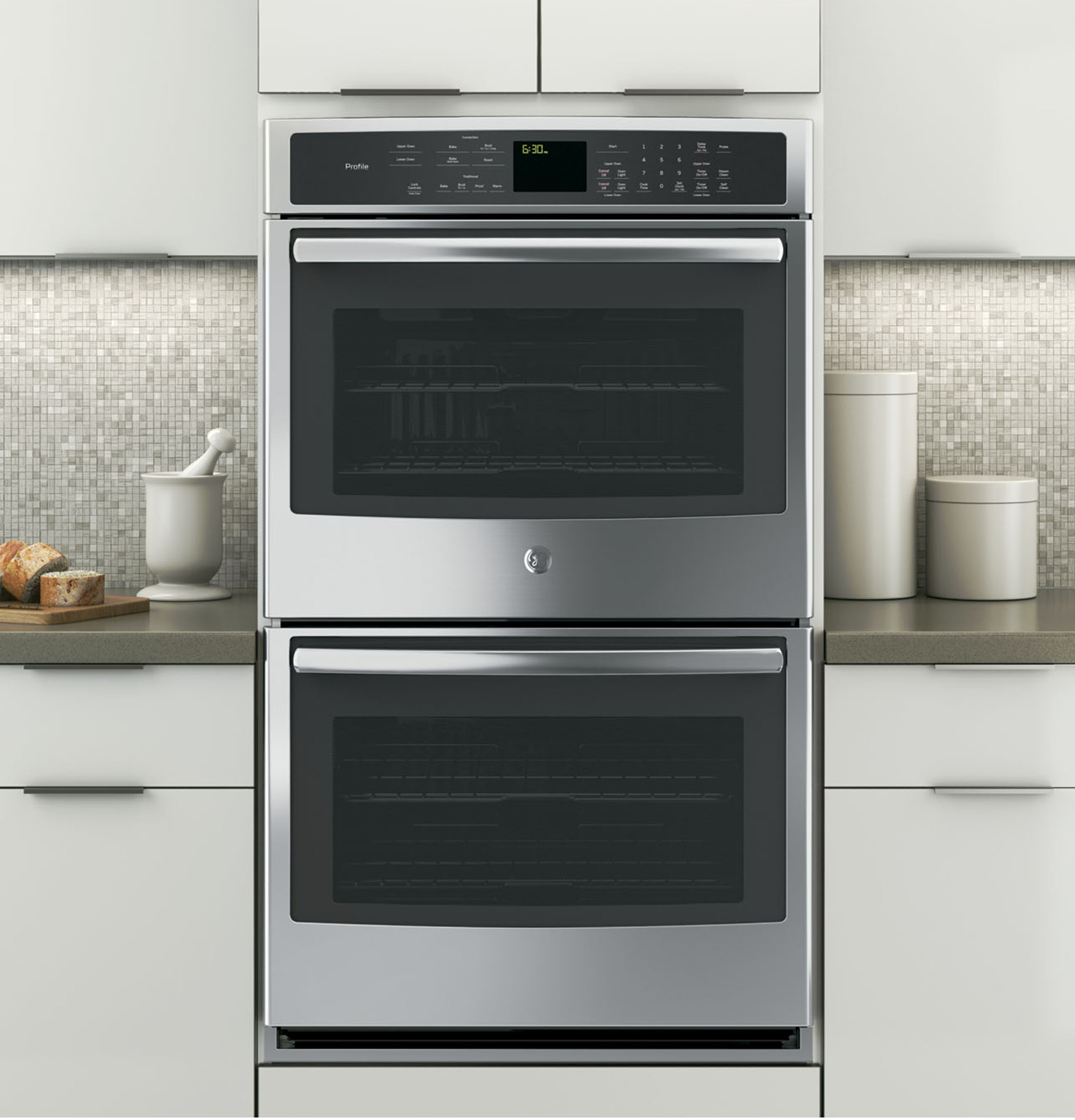 Double Wall Ovens ~ Double ovens