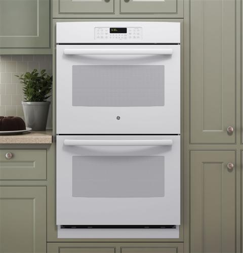 Ge 30 Built In Double Wall Oven Jt3500dfww Liances