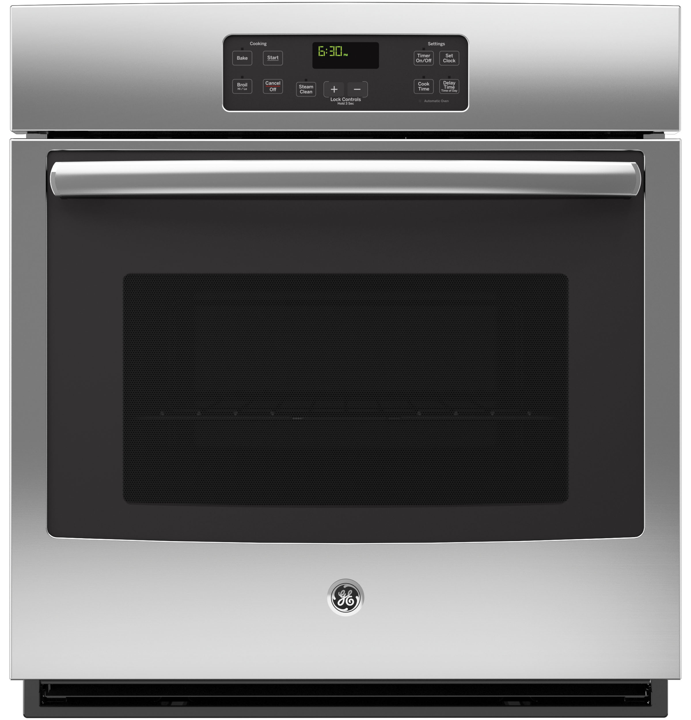 Types Of Wall Ovens ~ Ge quot built in single wall oven jk sfss appliances