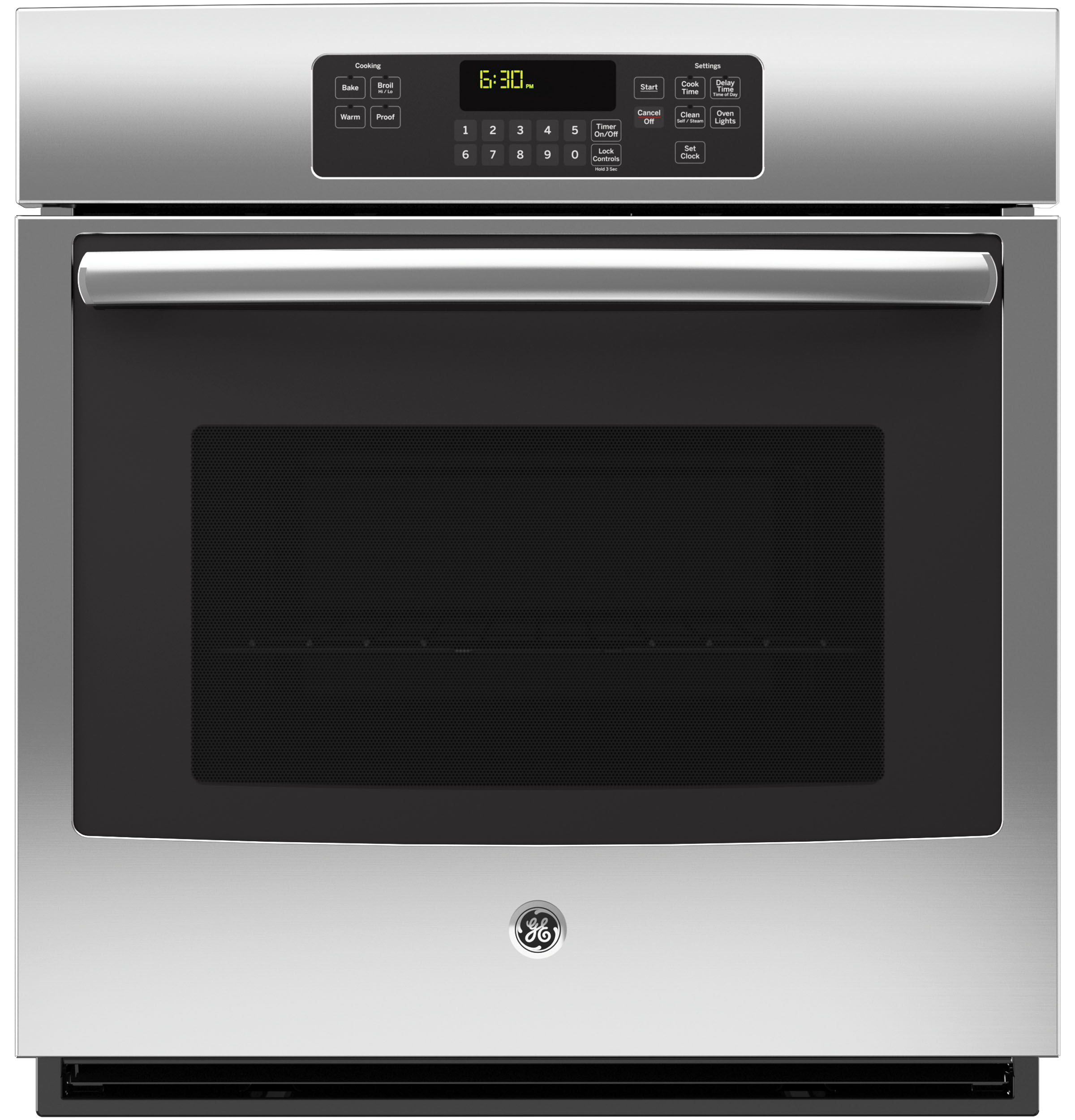 Ge 27 Built In Single Wall Oven Jk3000sfss Appliances House Wiring To A Product Image