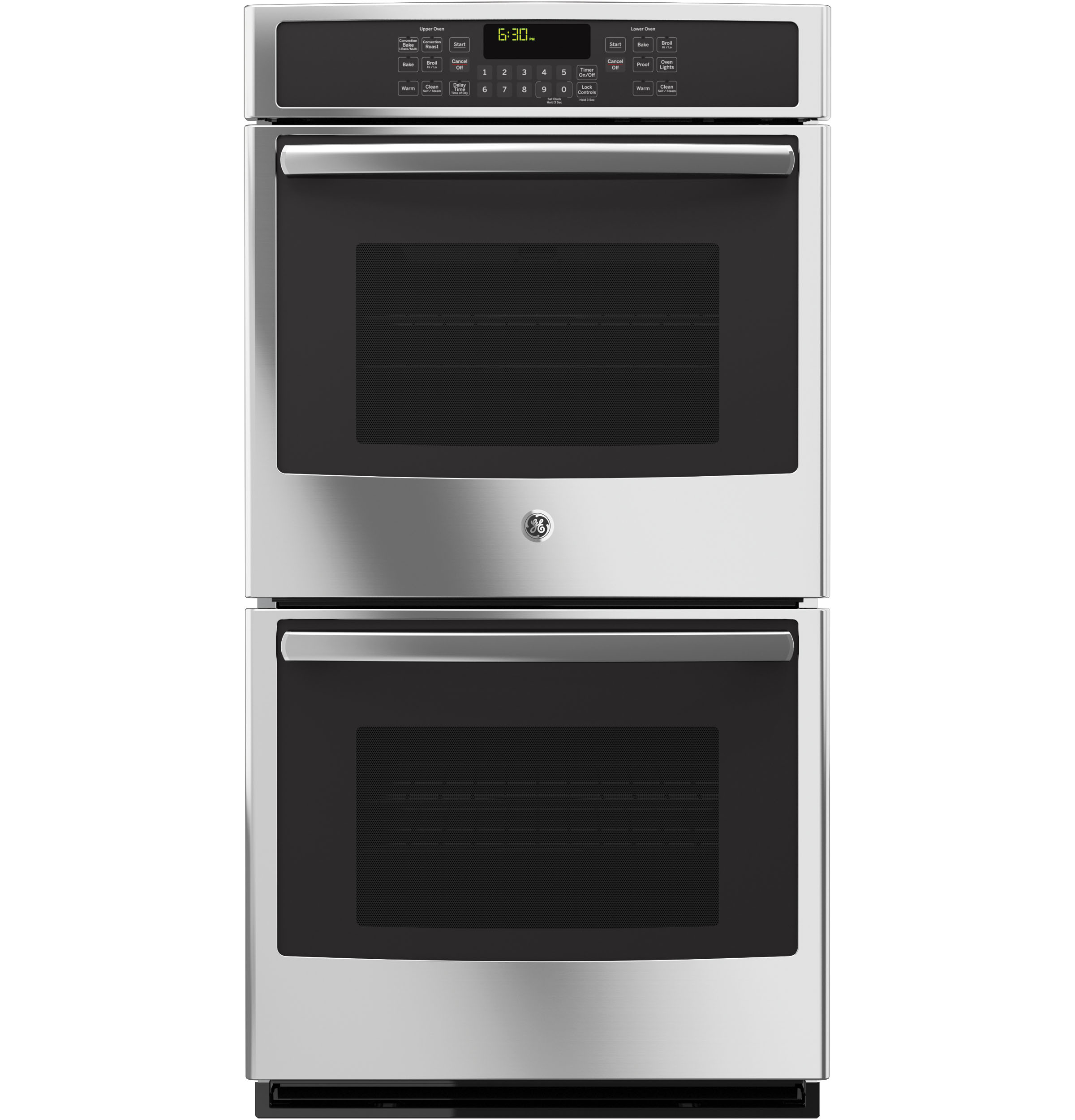 Ge 27 Built In Double Convection Wall Oven Jk5500sfss Want To Install A New 40 Amp Have 50 Circuit Product Image
