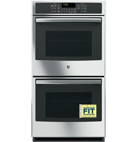 Ge 27 Built In Double Convection Wall Oven Jk5500sfss Ge