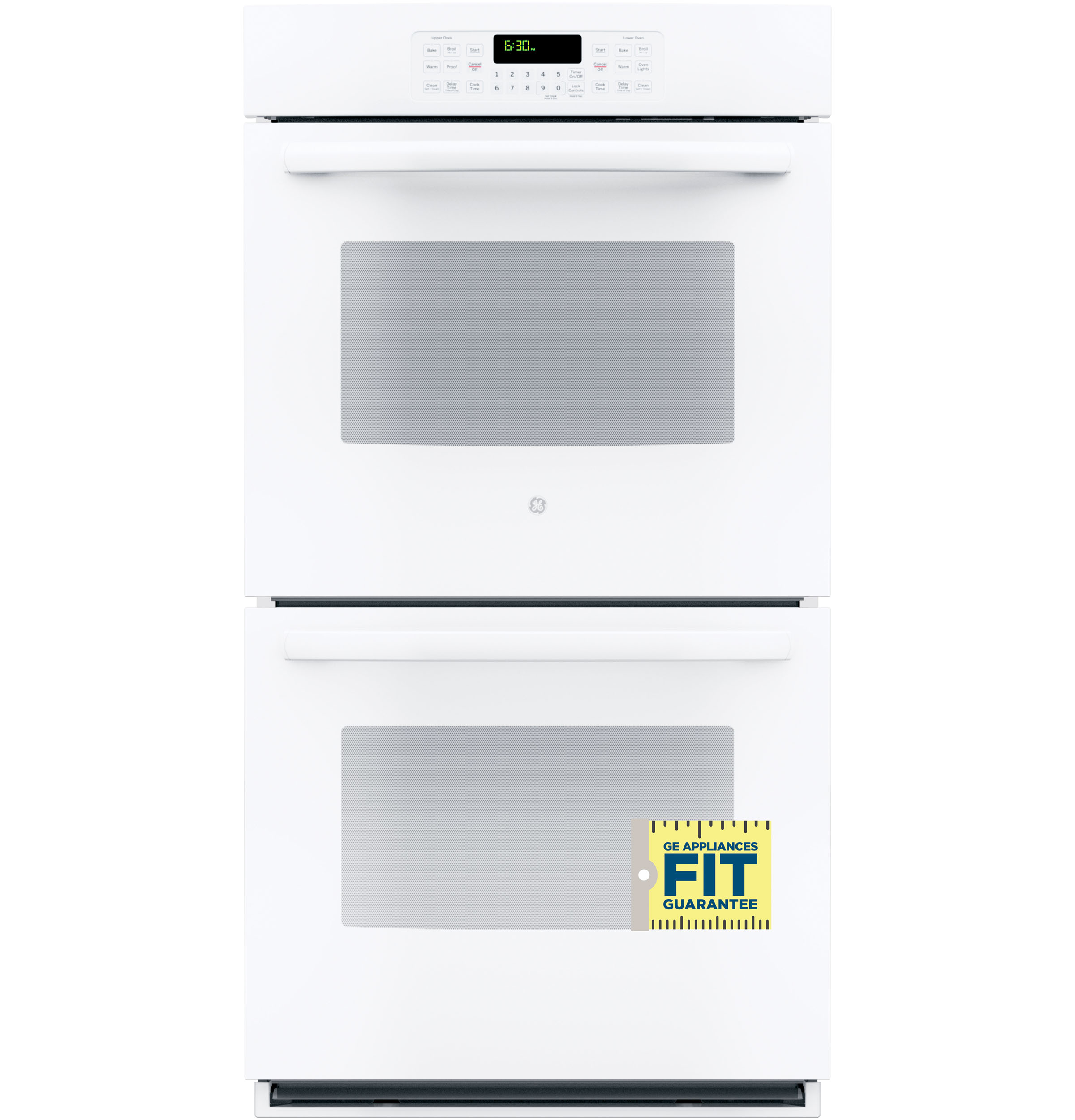 Whirlpool white ice double wall oven - Product Image Product Image Product Image Product Image