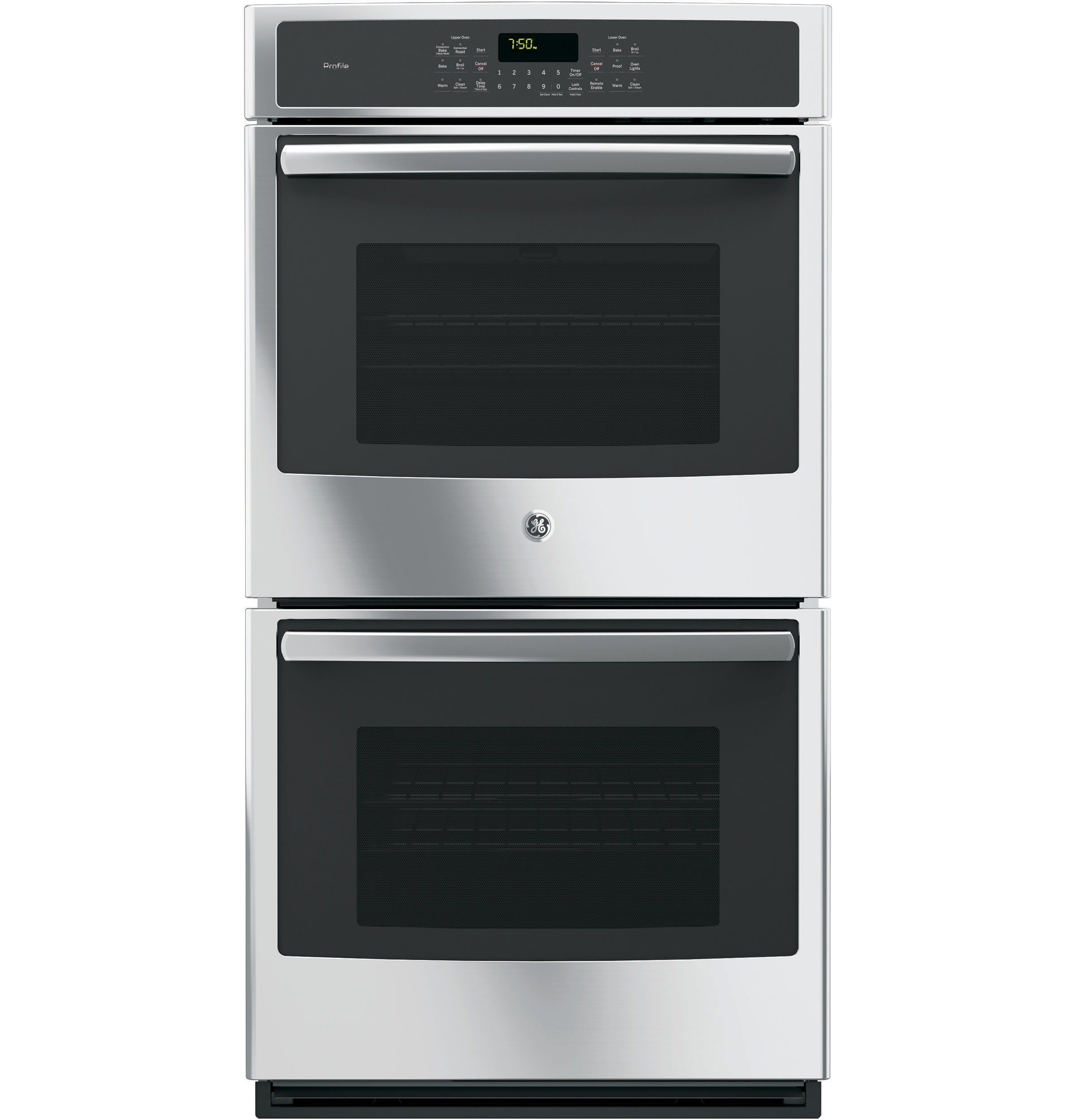 Ge Profile Series 27 Quot Built In Double Wall Oven With