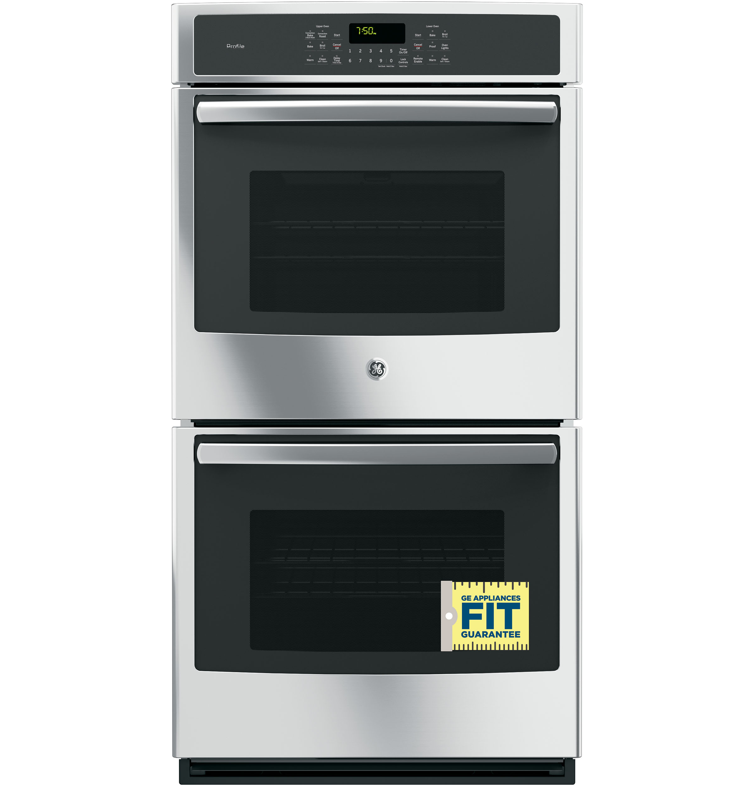 ge profile acirc cent series built in double convection wall oven product image product image product image product image product image