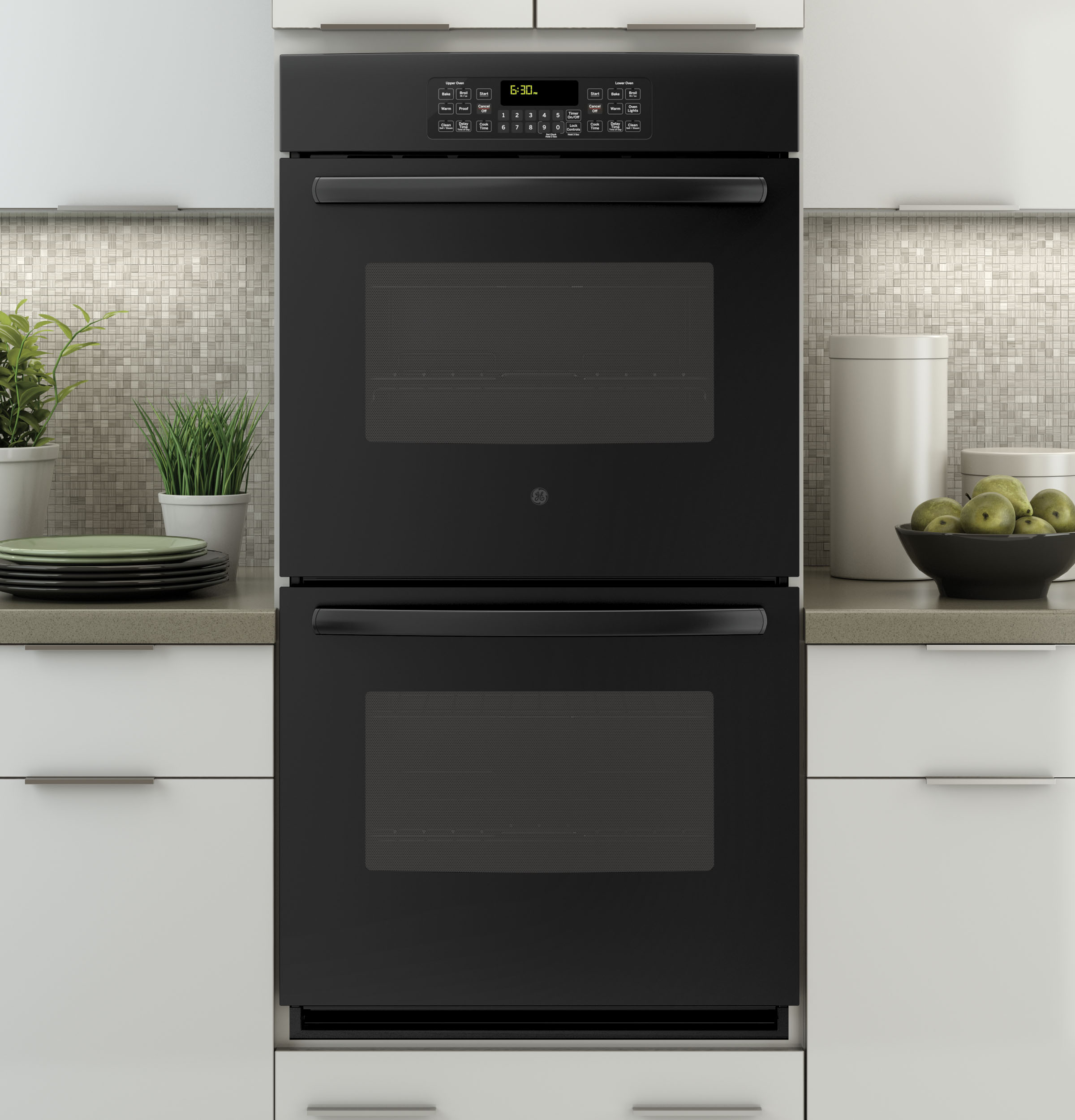 Ge 174 27 Quot Built In Double Wall Oven Jk3500dfbb Ge Appliances