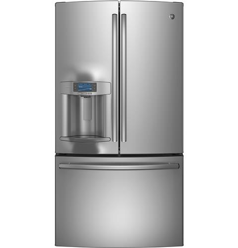 GE Profile™ Series ENERGY STAR® 27.7 Cu. Ft. French-Door Refrigerator