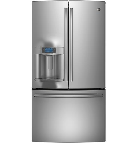 GE Profile™ Series ENERGY STAR® 22.1 Cu. Ft. Counter-Depth French-Door Refrigerator