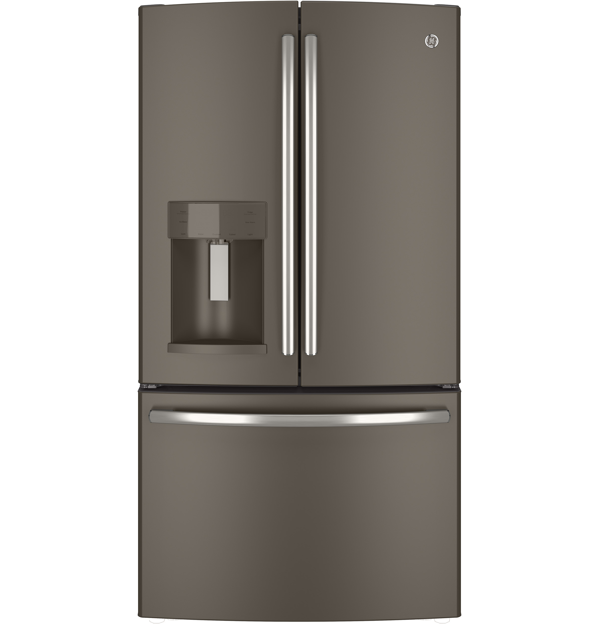Ge Energy Star 277 Cu Ft French Door Refrigerator Gfe28hmhes Alarm Circuit Product Image
