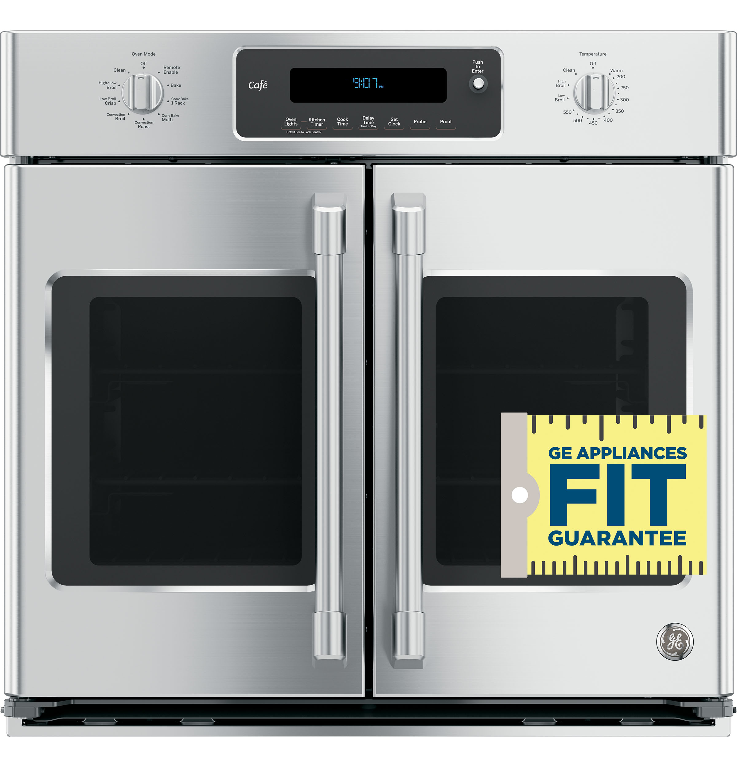 Ge Caf Series 30 Built In French Door Single Convection Wall Oven Gas Wiring Diagram 1 Of 23