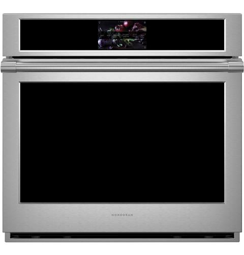 "Thumbnail of Monogram 30"" Smart Electric Convection Single Wall Oven Statement Collection"