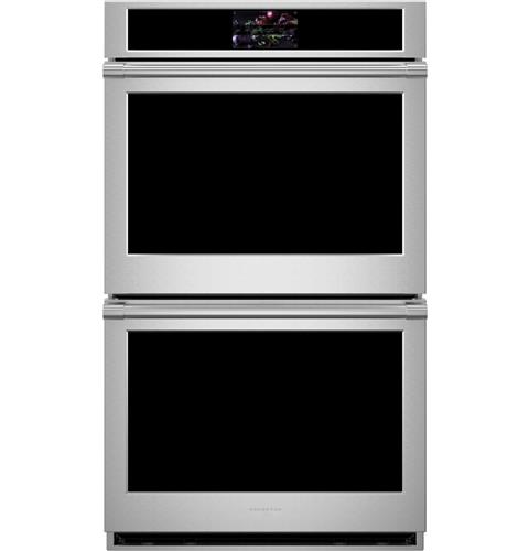 "Thumbnail of Monogram 30"" Smart Electric Convection Double Wall Oven Statement Collection 0"