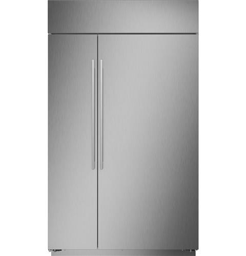 """Thumbnail of Monogram 48"""" Smart Built-In Side-by-Side Refrigerator 1"""
