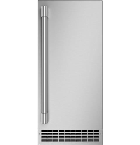 Ice Maker 15-Inch - Nugget Ice   UNC15NJII   GE Appliances
