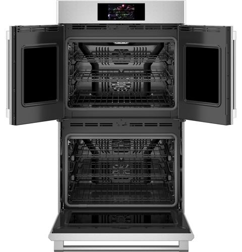 "Thumbnail of Monogram 30"" Smart French-Door Electric Convection Double Wall Oven Statement Collection 2"