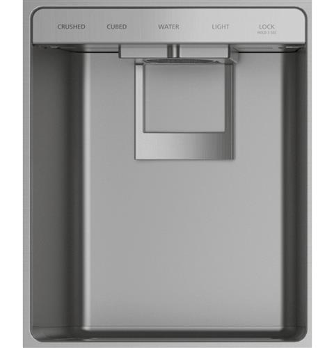 "Thumbnail of Monogram 42"" Smart Built-In Side-by-Side Refrigerator with Dispenser 2"