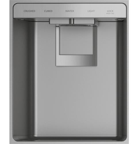 """Thumbnail of Monogram 48"""" Smart Built-In Side-by-Side Refrigerator with Dispenser 2"""