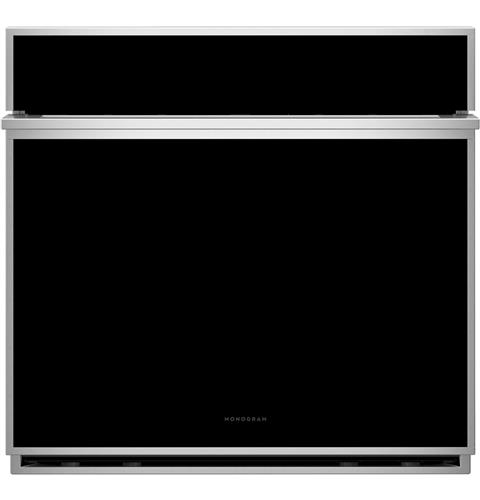 "Thumbnail of Monogram 30"" Smart Electric Convection Single Wall Oven Minimalist Collection 3"