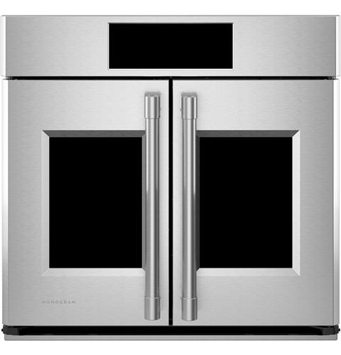 "Thumbnail of Monogram 30"" Smart Electric Convection Single Wall Oven Statement Collection 1"