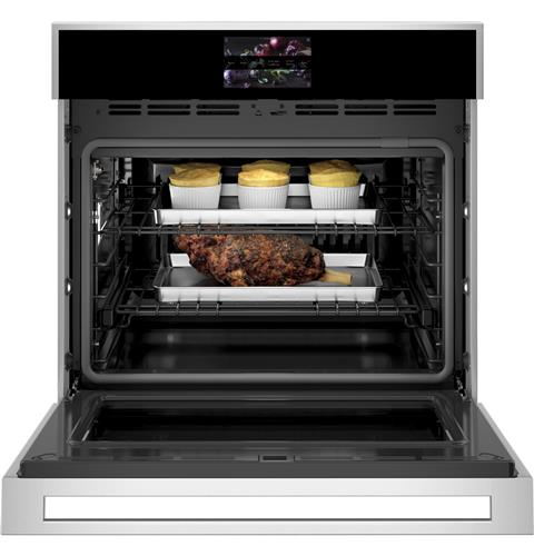 "Thumbnail of Monogram 30"" Smart Electric Convection Single Wall Oven Minimalist Collection 4"