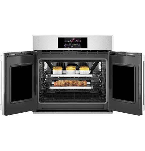 "Thumbnail of Monogram 30"" Smart Electric Convection Single Wall Oven Statement Collection 2"