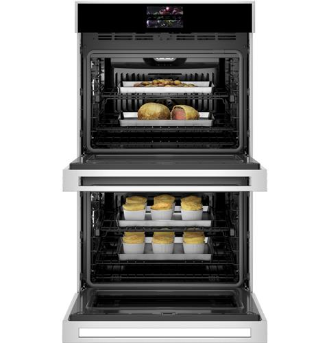 "Thumbnail of Monogram 30"" Smart Electric Convection Double Wall Oven Minimalist Collection 3"