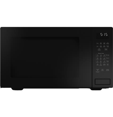 Café™ 1.5 Cu. Ft. Smart Countertop Convection/Microwave Oven in Platinum Glass