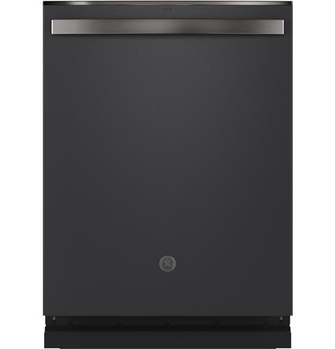 GE® Stainless Steel Interior Dishwasher with Hidden Controls– Model #: GDT665SFNDS