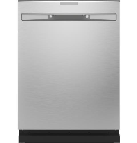 GE Profile™ Stainless Steel Interior Dishwasher with Hidden Controls– Model #: PDP715SYNFS