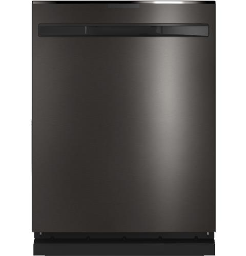 GE Profile™ Stainless Steel Interior Dishwasher with Hidden Controls– Model #: PDP715SBNTS