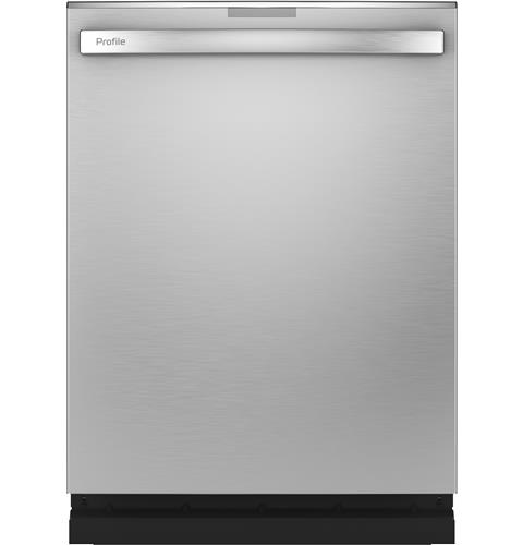 GE Profile™ Stainless Steel Interior Dishwasher with Hidden Controls– Model #: PDT785SYNFS