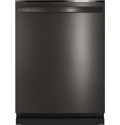 GE Profile™ Smart Stainless Steel Interior Dishwasher with Hidden Controls– Model #: PDT785SBNTS