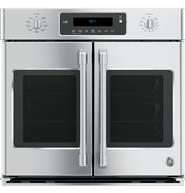 """GE Café™ Series 30"""" Built-In French-Door Single Convection Wall Oven"""