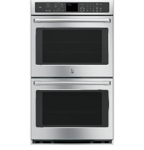 Ge Café Series 30 Built In Double Convection Wall Oven
