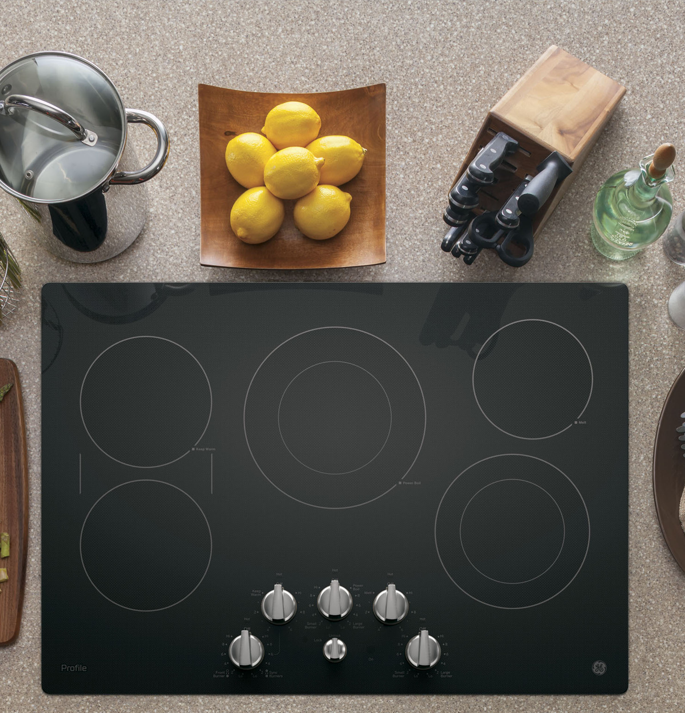 miele electric cooktop instructions