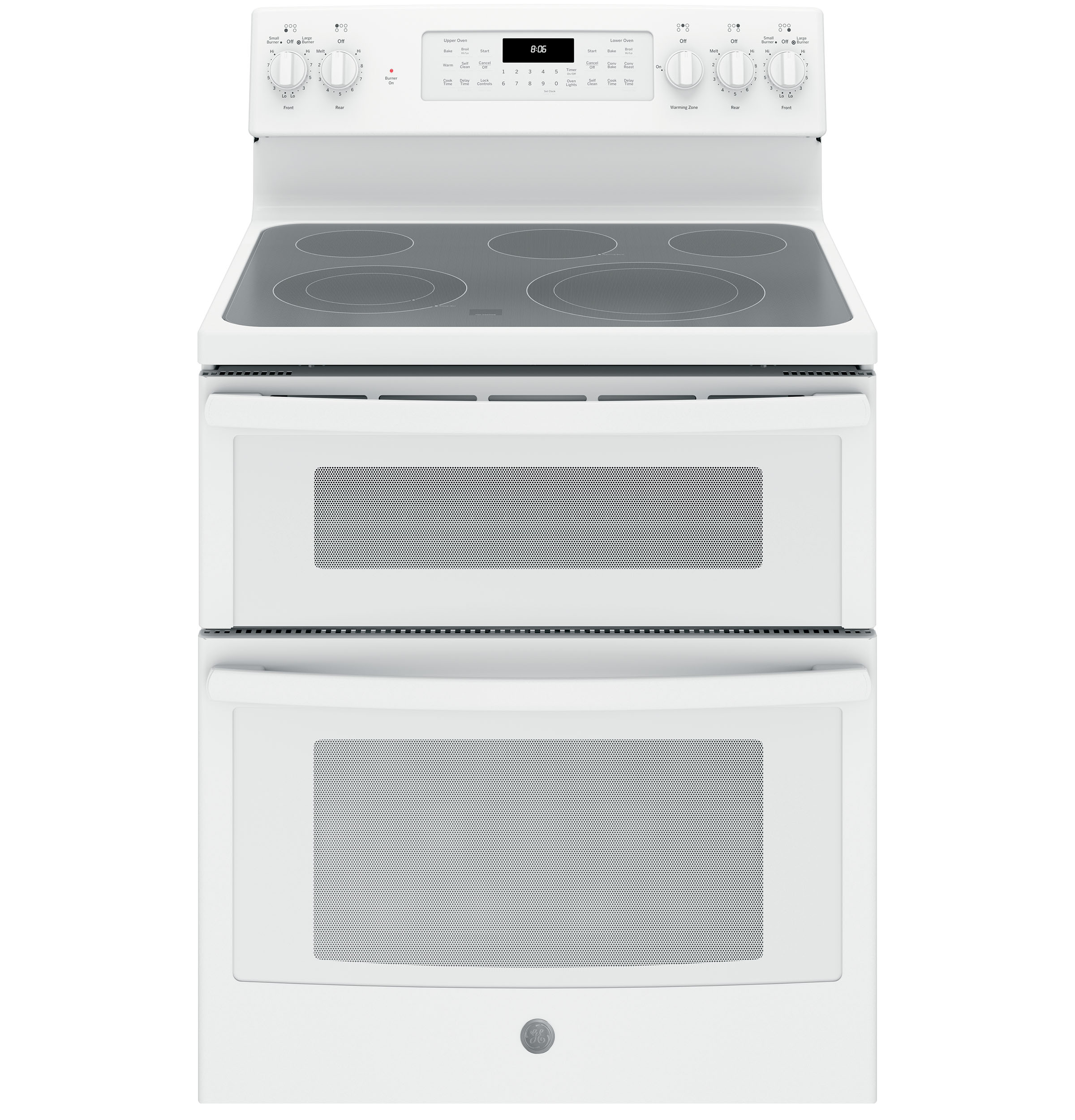 Ge 174 30 Quot Free Standing Electric Double Oven Convection