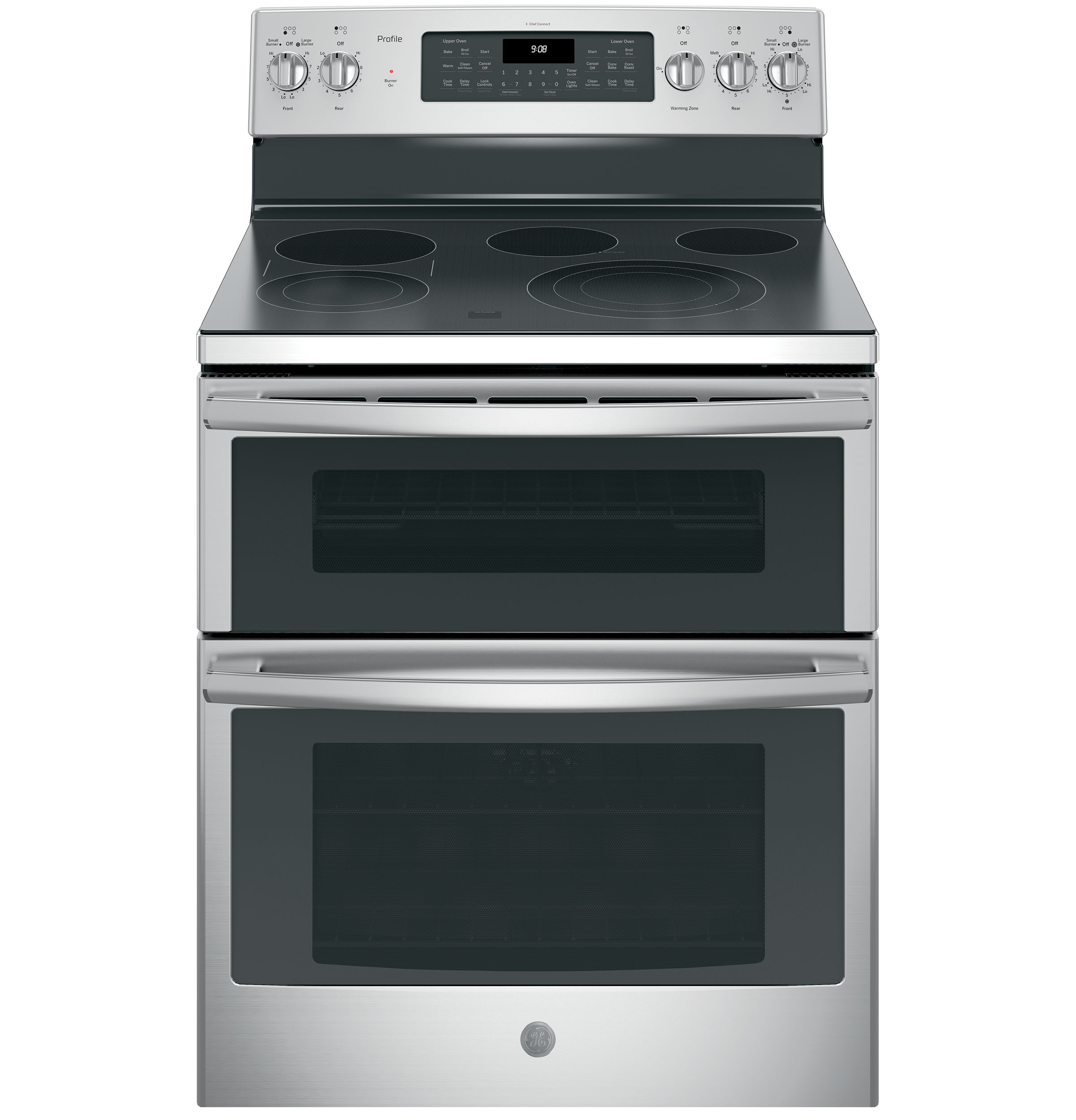 Ge Profile Series 30 Quot Free Standing Double Oven