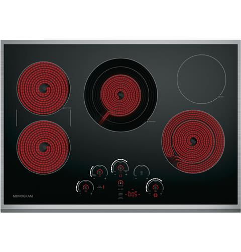 "Thumbnail of Monogram 30"" Touch Control Electric Cooktop 2"