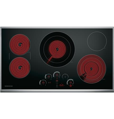"Thumbnail of Monogram 36"" Touch Control Electric Cooktop 2"