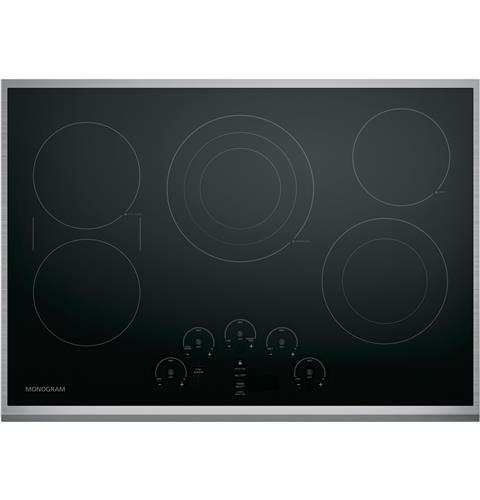 "Thumbnail of Monogram 30"" Touch Control Electric Cooktop 0"