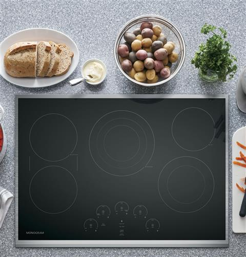 "Thumbnail of Monogram 30"" Touch Control Electric Cooktop 1"