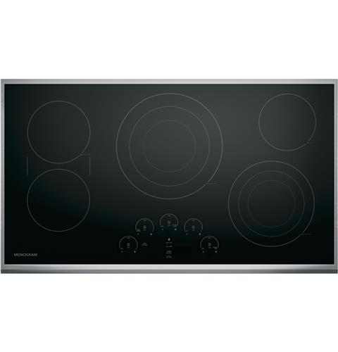 "Thumbnail of Monogram 36"" Touch Control Electric Cooktop"